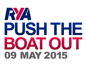 Push the Boat Out Logo