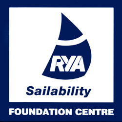 RYA Sailability Foundation Centre Plaque